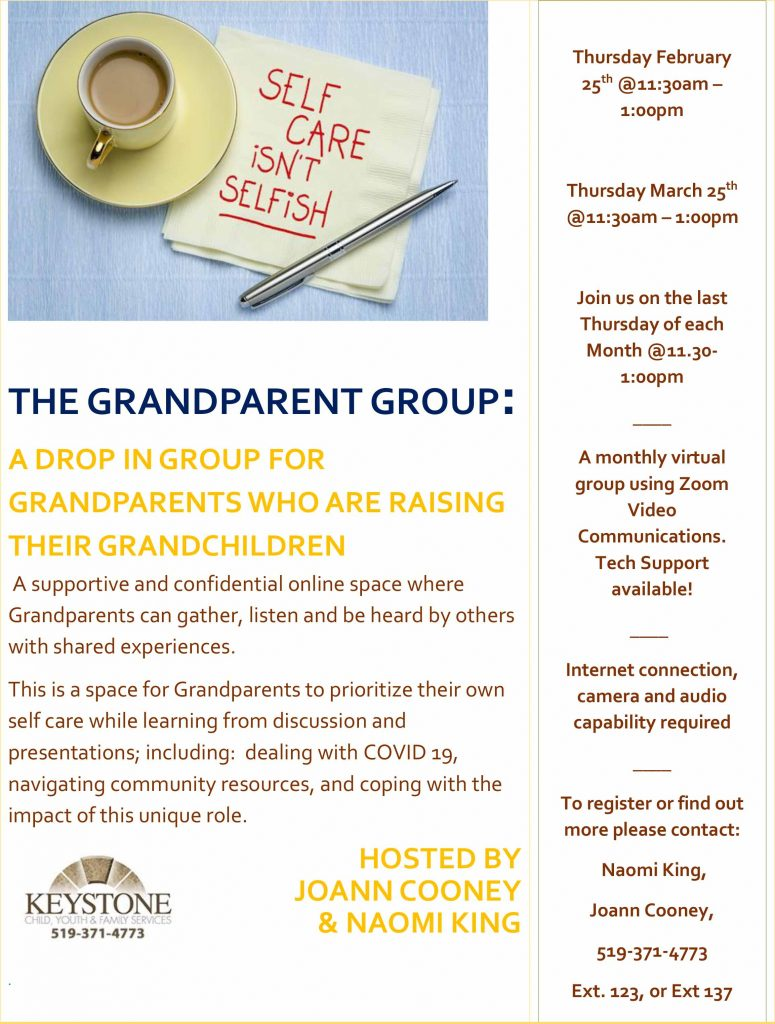 Grandparent Support