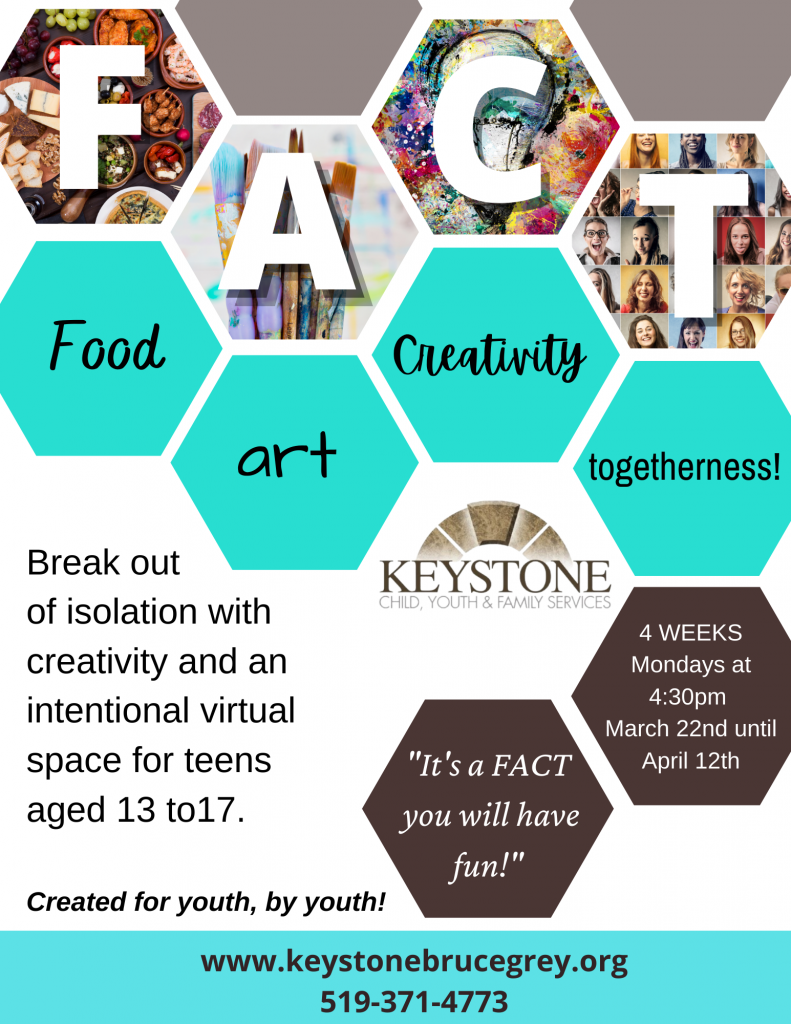 fact workshop for teens