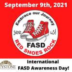 September 9th is International FASD Awareness Day