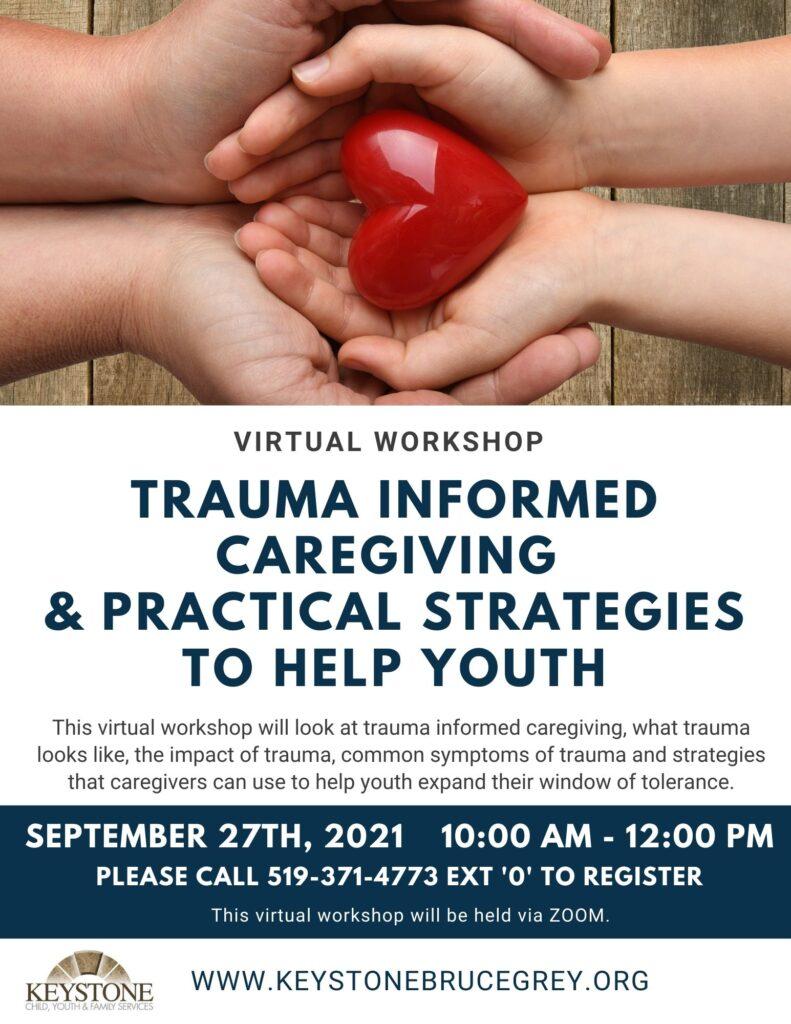 trauma workshop